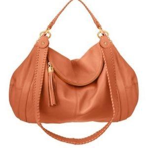 Onna Ehrlich Rachel Hobo Leather Bag